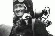एवेरस्ट के शिखर पर चढने वाले प्रथम (भारतीय) पुरुष