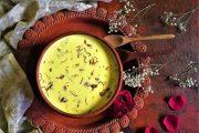 रमजान में बनाकर खाएं स्वादिष्ट केसर मखाना फिरनी