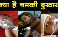 चमकी बुखार से हुई 25 बच्चों की मौत