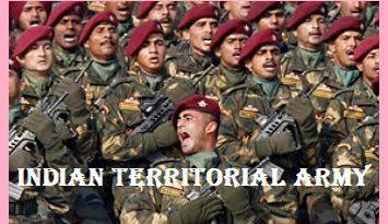 भारतीय प्रादेशिक सेना