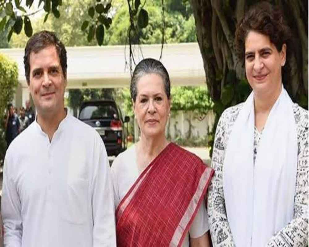 How Gandhi family did not co-operate and impede smooth functioning of SPG