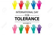 The International Day for Tolerance