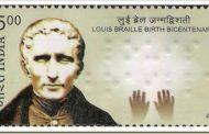 ब्रेल लिपि के आविष्कारक थे