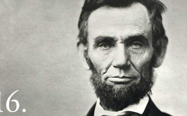 अमेरिका के सोलहवें राष्ट्रपति थे