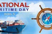 राष्ट्रीय समुद्री दिवस