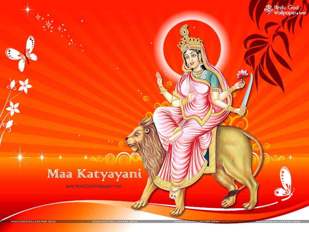 नवरात्रि के छठे दिन पूजी जाती हैं मां कात्यायनी