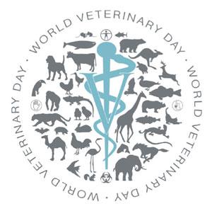 विश्व पशु चिकित्सा दिवस