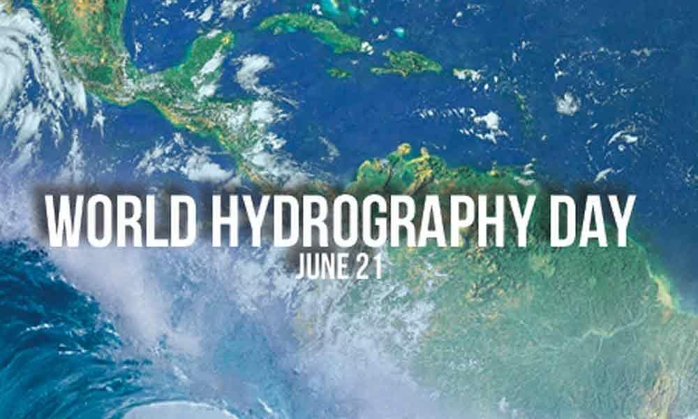 विश्व हाइड्रोग्राफी दिवस